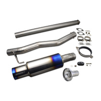 Tomei ExpremeTi Cat Back Exhaust - Nissan Silvia S15