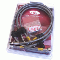 HEL Braided Brake Lines - Toyota Chaser