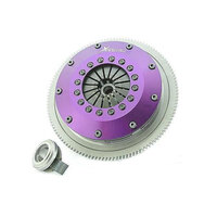 Xtreme 200mm Sprung Ceramic Twin Plate Clutch Kit - Suits 05 Onwards Subaru WRX 5 Speed (OEM Push Type)