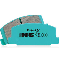 Project Mu NS400 Brake Pads - Mitsubishi Evo 4 - 9 Brembo