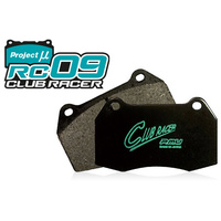 Project Mu RC09 Brake Pads - Mitsubishi Evo 4 - 9 Brembo