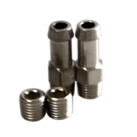WG38/40/45 1/16NPT Hose Barb Fittings